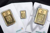 Harga Emas Antam Hari Ini 24 Juli 2021 Terpantau Turun